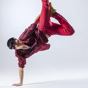Breakdance Guy