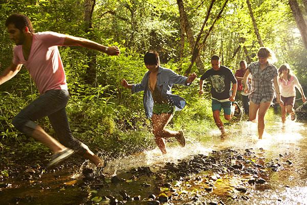 Creek Run